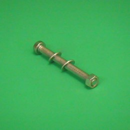 Bolt complete strut head Puch
