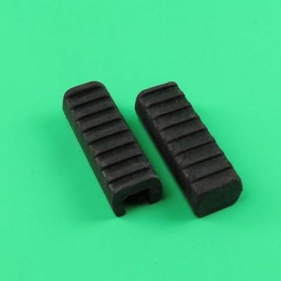 Footrest rubber set Puch Monza