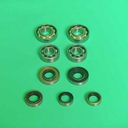 Bearing + sealset 3-Hand gear Puch