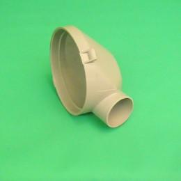 Airfilter underside Puch Grandprix / Imola