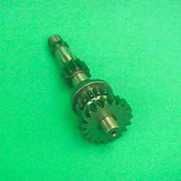 Gear change shaft 3V 11-17-19 Puch