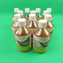 2 -Takt olie Triboron 12 flessen