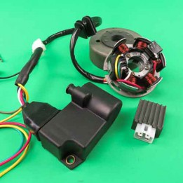 2. Electronic Ignition complete Puch N50 / M50