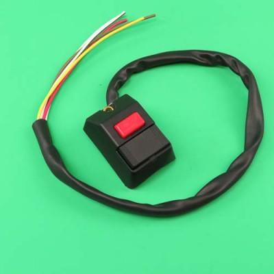 Switch block handle left Puch Monza / Grandprix