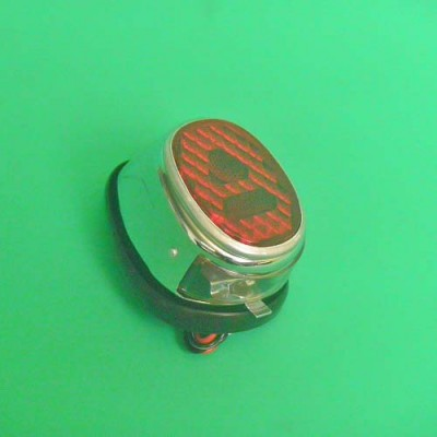 Rearlight classic chrome Puch