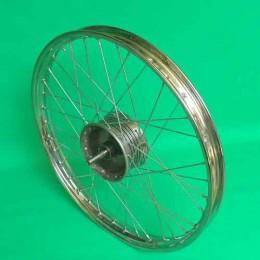 Rear wheel Puch 19 inch MV / VS