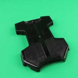 Footboard black Puch Maxi