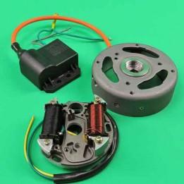 Electronische ontsteking compleet Puch Maxi