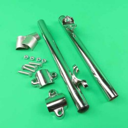 Clippon set adjustable Puch Maxi