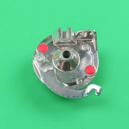 Brakeplate frontwheel Puch Maxi